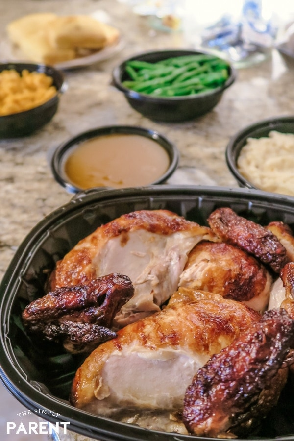 Boston Market Family Meal Delivered with Online Delivery