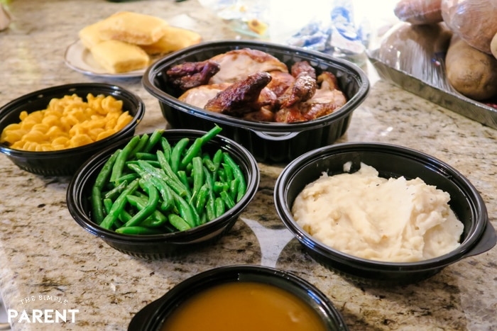 Chicken and side dishes from Boston Market Online Delivery
