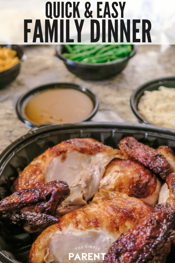 Family Meal from Boston Market Online Delivery