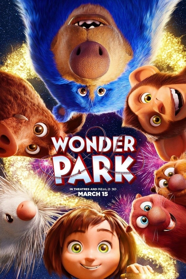 Wonder Park Movie Trailer Poster