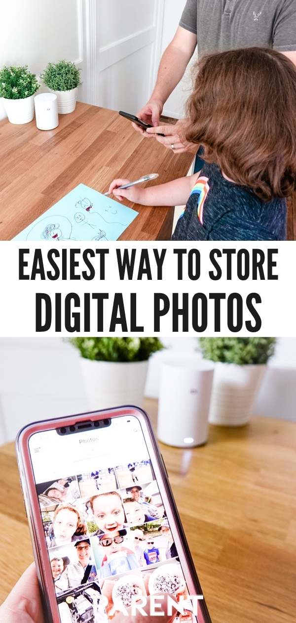 ibi device is the best way to store digital photos