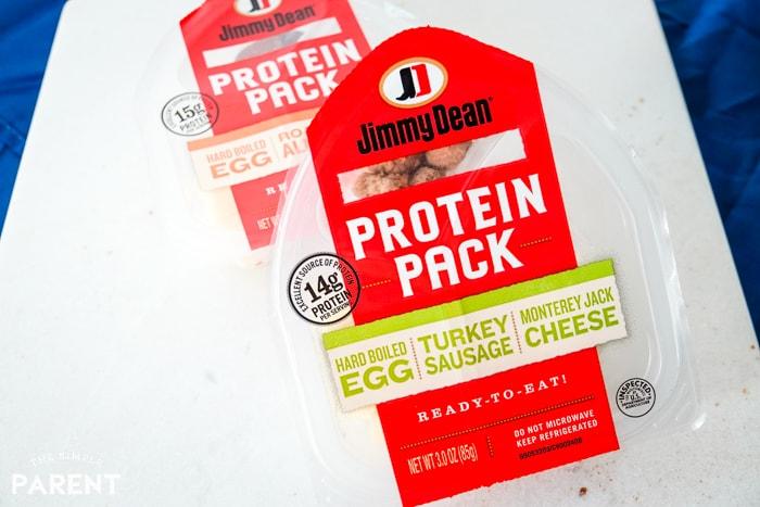Jimmy Dean Protein Packs Turkey Sausage Variety