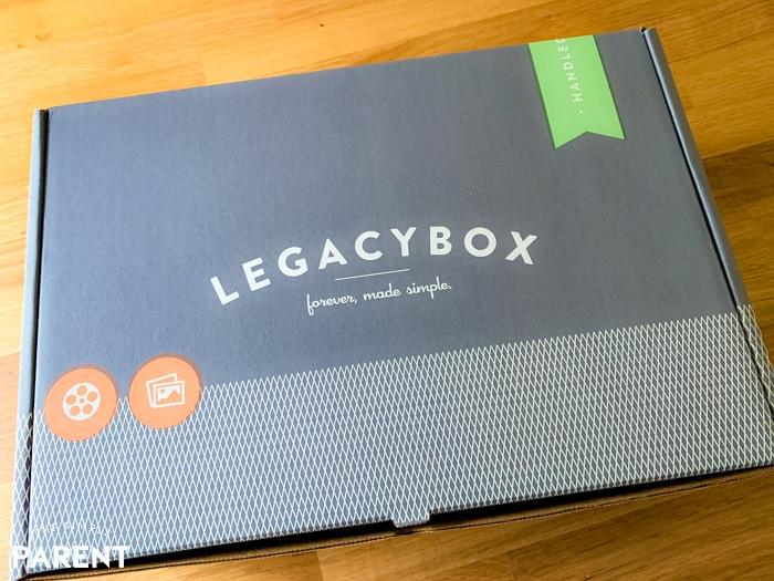 Legacybox kit from Legacybox.com