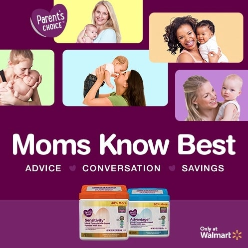 Parent's Choice Infant Formula at Walmart