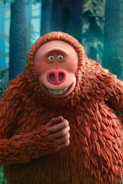 Mr. Link from Missing Link movie