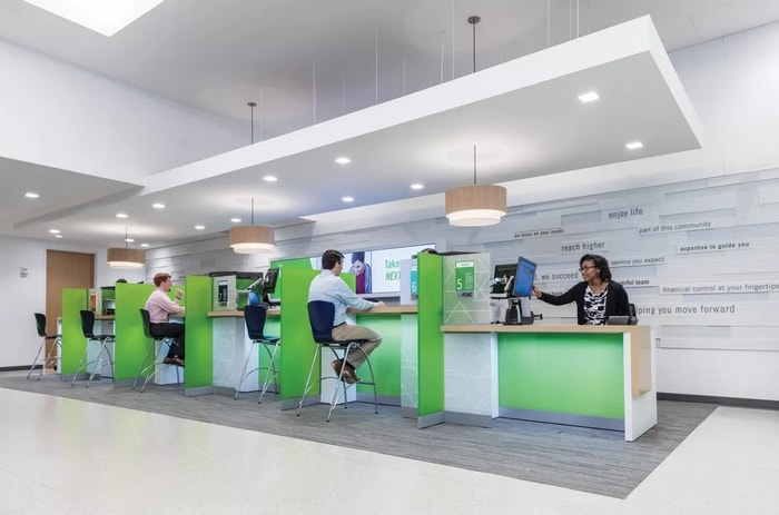 Banking at new Regions Bank branches