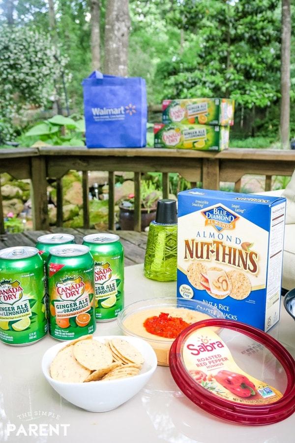 Easy Summer Entertaining Food Ideas