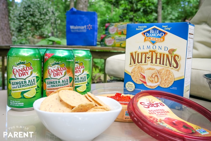Easy summer entertaining ideas with Upgrade Your Summer sweepstakes