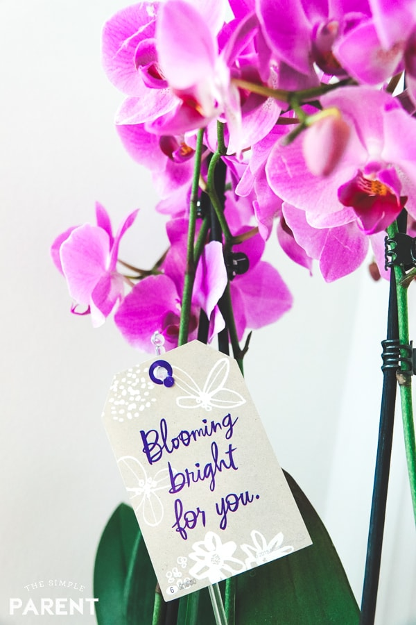 Hallmark Flowers for easy mother's day gift ideas