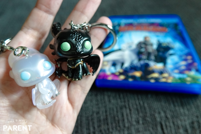How To Train Your Dragon Funko Pop Keychains