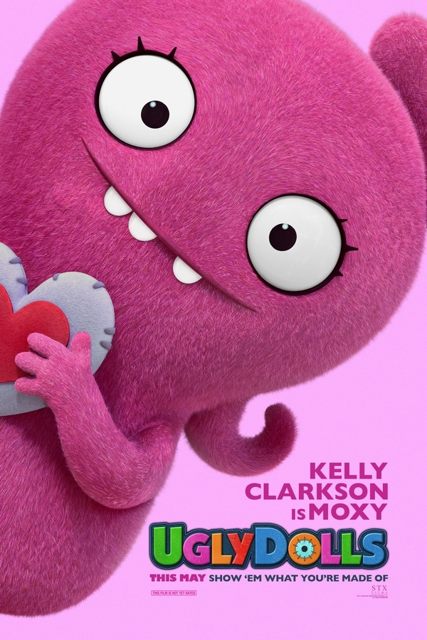 Moxy from UglyDolls Movie