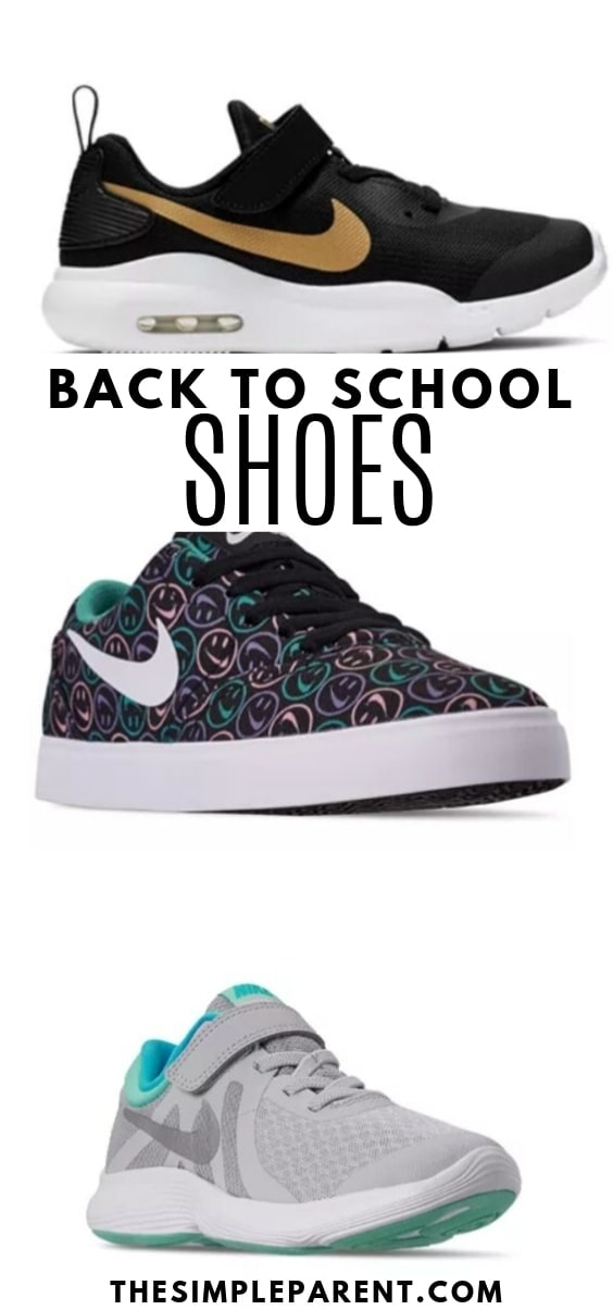Nike Back to School Shoe Styles from Finish Line at Macy's