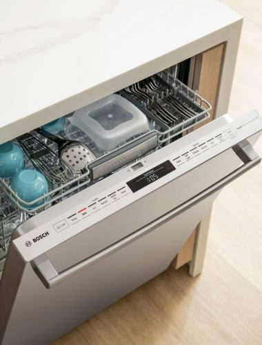 The Bosch 800 Series dishwasher available at Best Buy