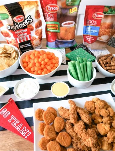 Kid-Friendly Food for Game Day