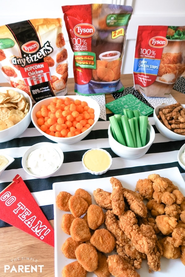Kid Friendly Game Day Food Ideas The Simple Parent