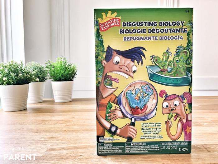 Scientific Explorer® Disgusting Biology Kit