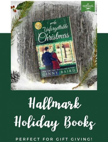An Unforgettable Christmas book by Hallmark Publishing