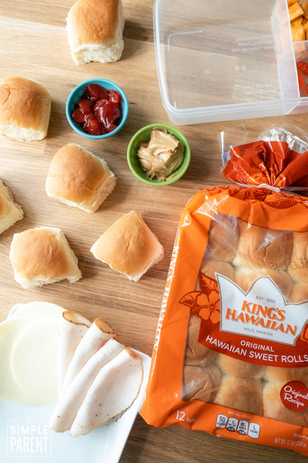 How to Make Secret Sandwiches Using King's Hawaiian Original Dinner Rolls