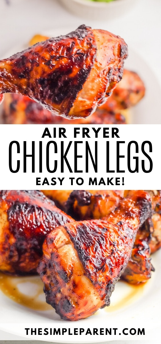 Air Fried Chicken Legs Recipe