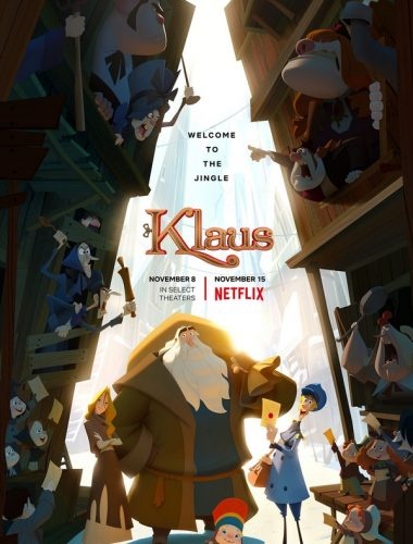 Klaus movie on Netflix