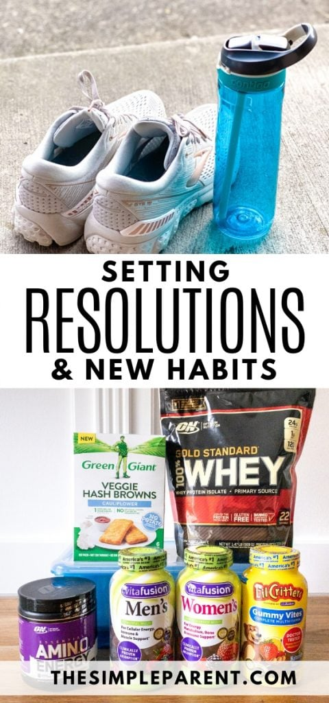 Family Resolutions and Habits