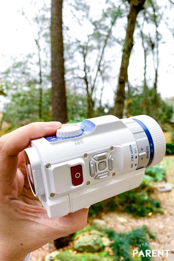 SiOnyx Aurora Sport camera