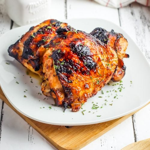 Air Fryer Chicken Thighs Recipe