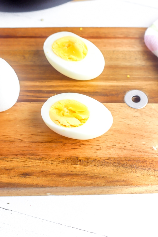 hard boiled eggs in air fryer