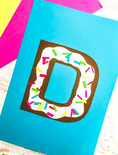 Letter of the Week D Craft