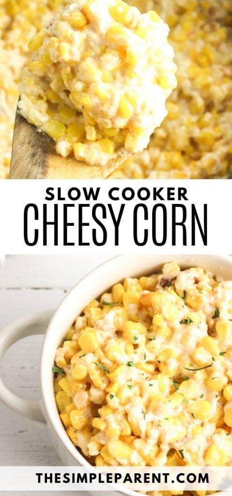 Crockpot Cream Cheese Corn
