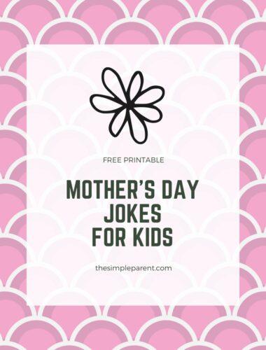 Mother's Day Jokes for Kids
