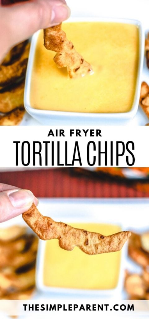 Air Fryer Tortilla Chips Recipe