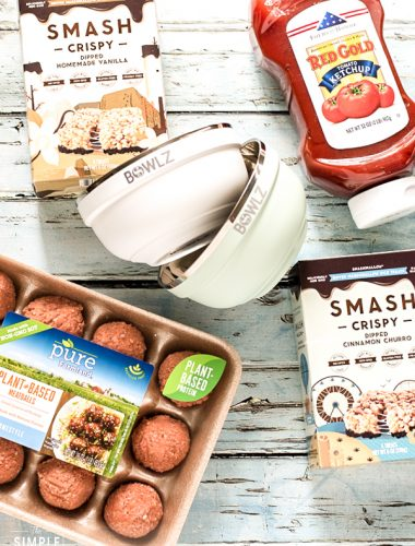 Products from Babbleboxx Summer Outdoor Eats collection
