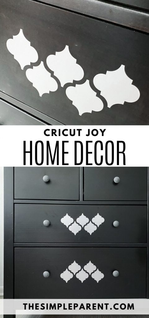 Cricut Joy Home Decor Ideas
