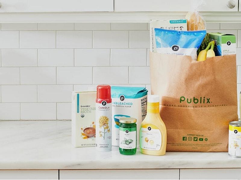Publix grocery bag