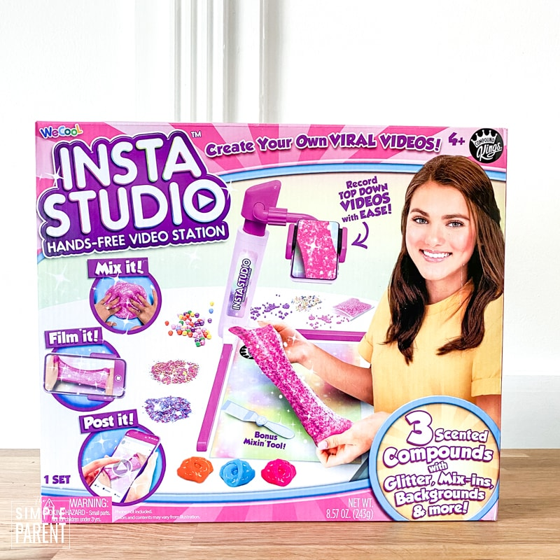 InstaStudio Hands-Free Video Station from WeCool Toys/Compound Kings