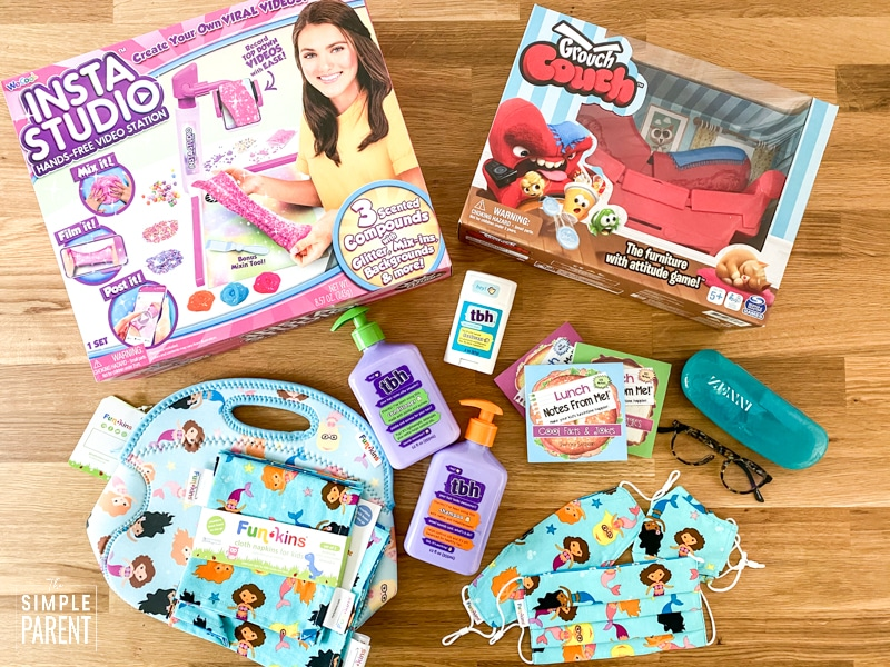 Products in Babbleboxx for Kids Health, Learning, and Fun
