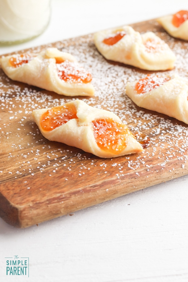 Apricot Hungarian Cookies