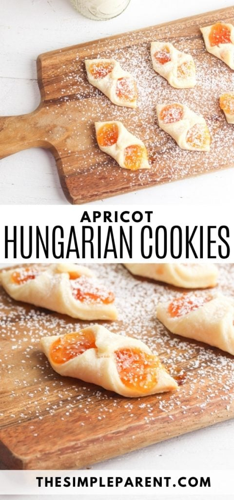 Hungarian Cookies Recipe for Holiday Cookie Swaps