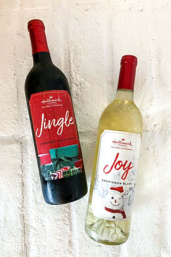 Hallmark Channel Jingle & Joy Wines
