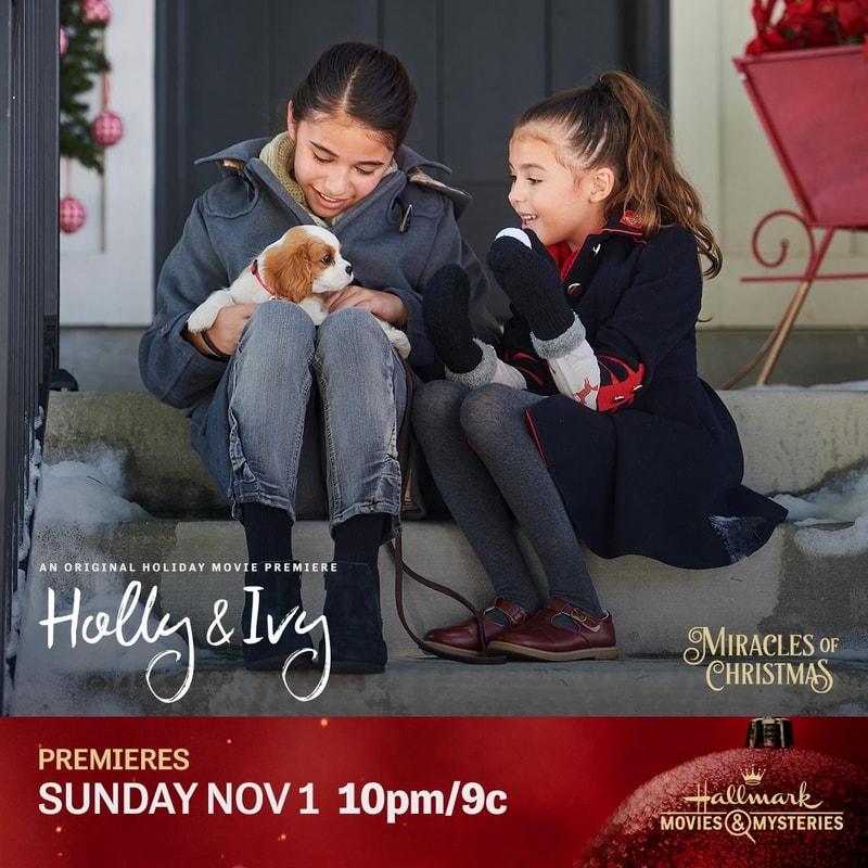 "Hallmark Movies & Mysteries ""Holly & Ivy"""