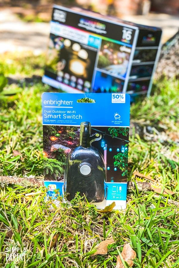 Enbrighten Outdoor Smart Plug