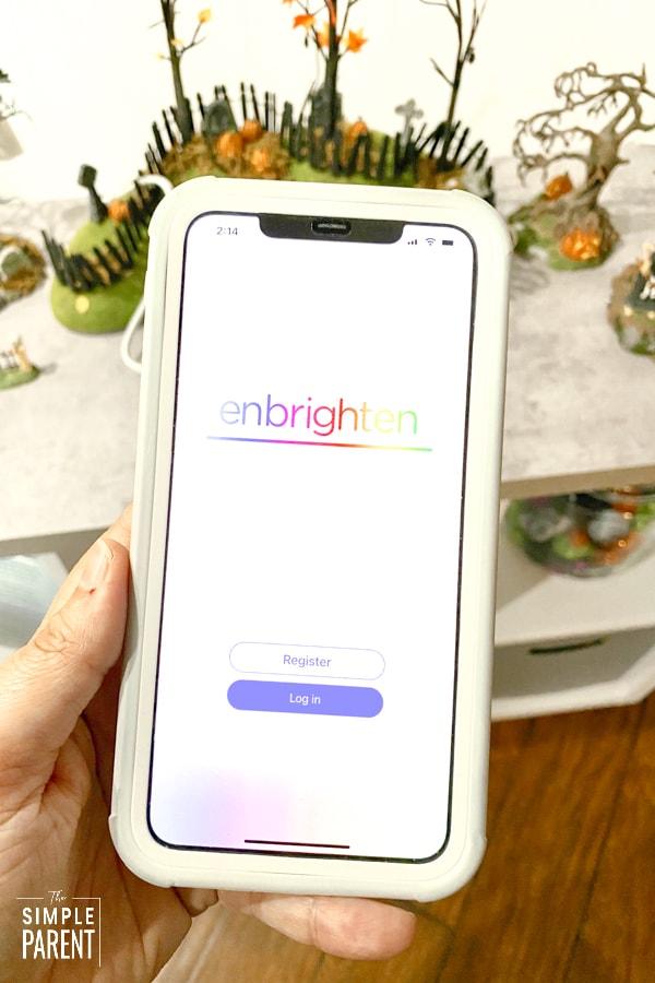 Enbrighten App