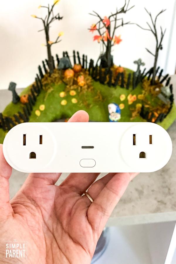 Enbrighten Indoor Wi-Fi Smart Plug