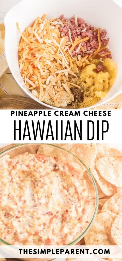 Hawaiian Pineapple Cream Cheese Dip Recipe