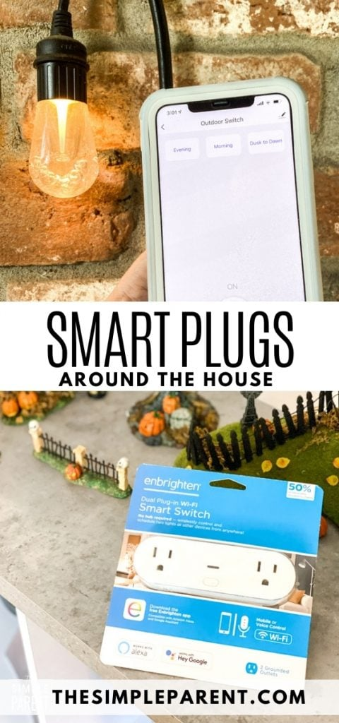 Using Smart Plugs for the Holidays