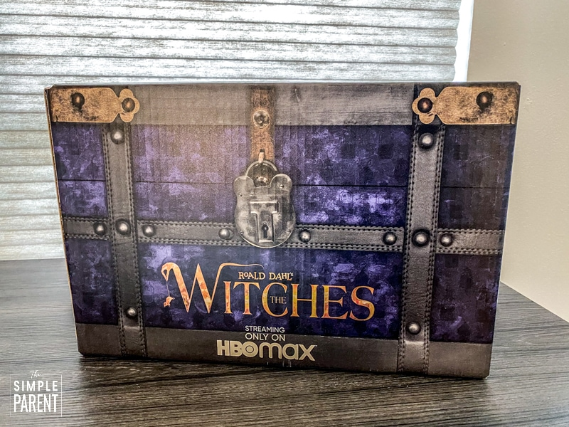 The Witches gift box
