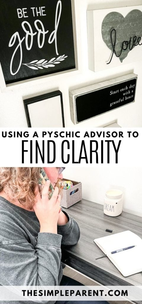 Finding Clarity with a Psychic Advisor