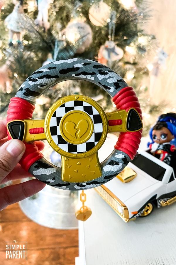 LOL Surprise RC Wheels Steering Wheel