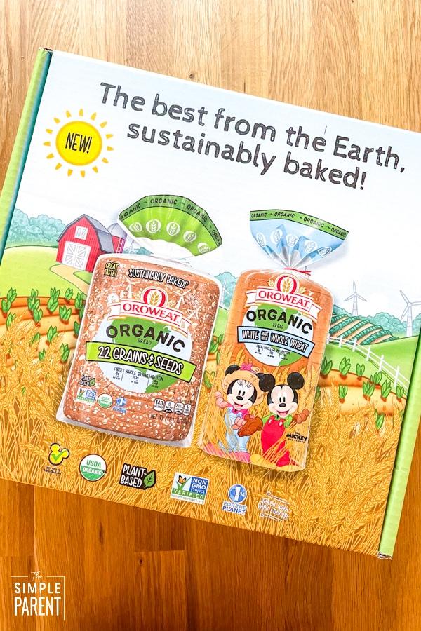 Oroweat Organic Box